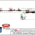 Automatische 100ML-5L vetvullijn