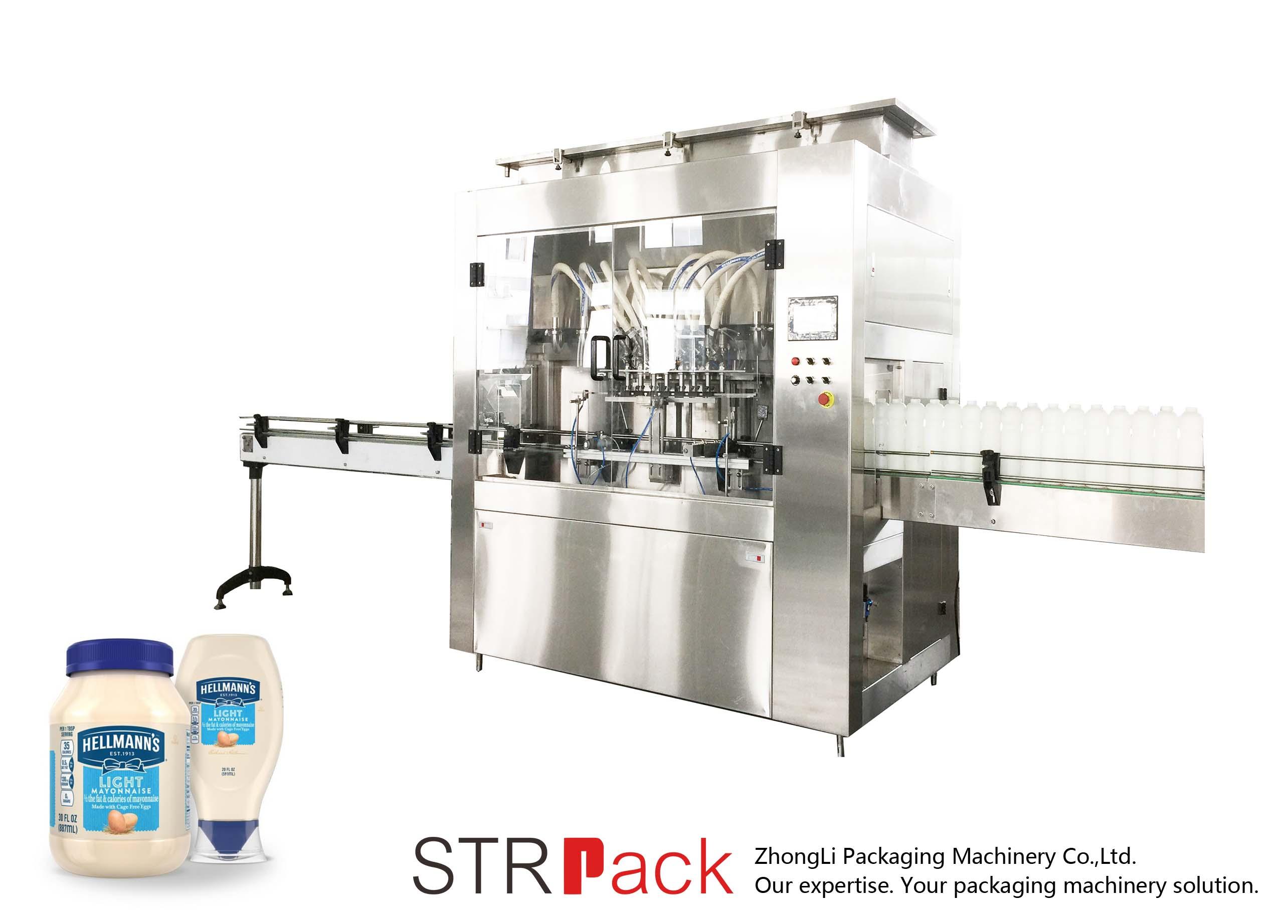 STRRP Rotorpomp vulmachine