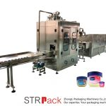 Vaseline vloeibare vulmachine Automatische vaseline vul- en koellijn